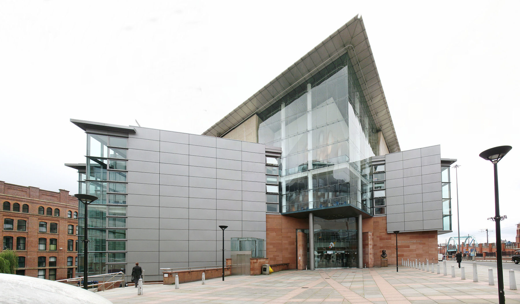 The Bridgewater Hall, Manchester